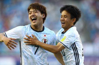 サッカー日本代表の堂安律選手!プロフィールやプレースタイルを紹介します!