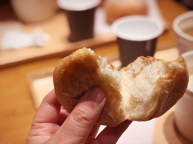 スープストックトーキョーの石窯パン