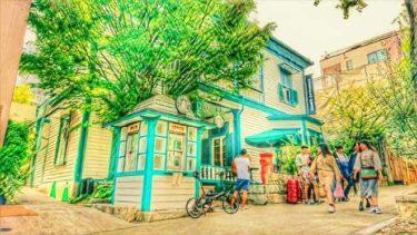 神戸でフォトジェニックなカフェなら登録有形文化財のスタバ神戸北野異人館店!アクセス方法と駐車場情報