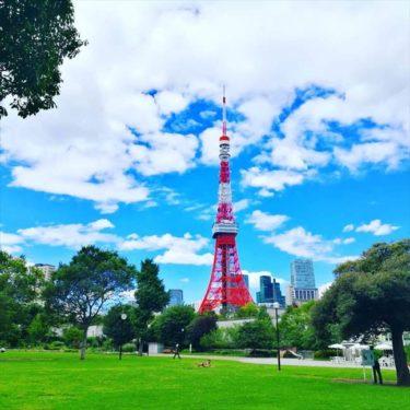 【天気の子・芝公園】聖地巡礼だけじゃない!写真映えする芝公園周辺の魅力