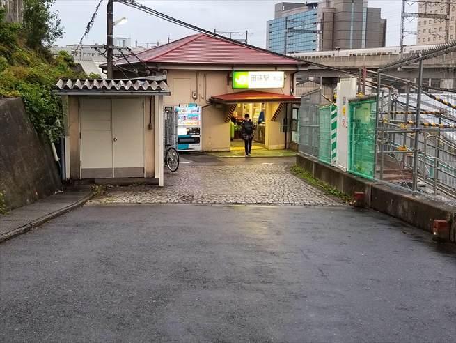 天気の子_田端駅
