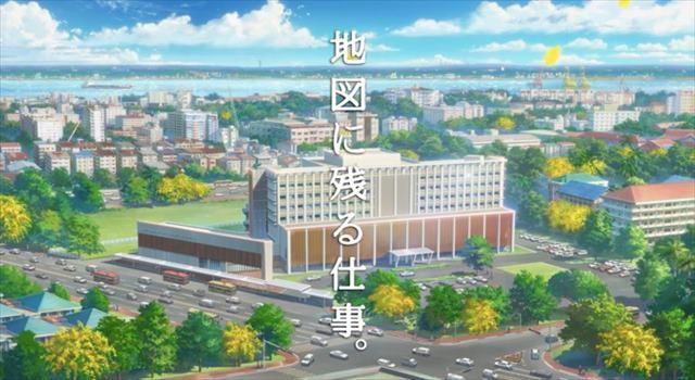 大成建設と新海誠監督のコラボCM(「ミャンマー」編)