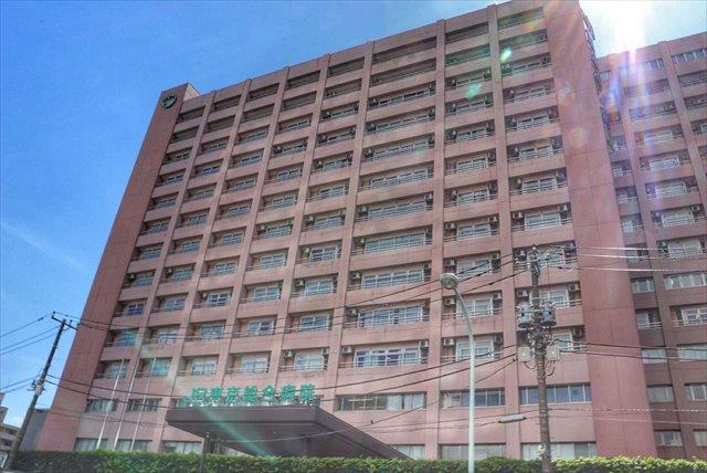 JR東京総合病院