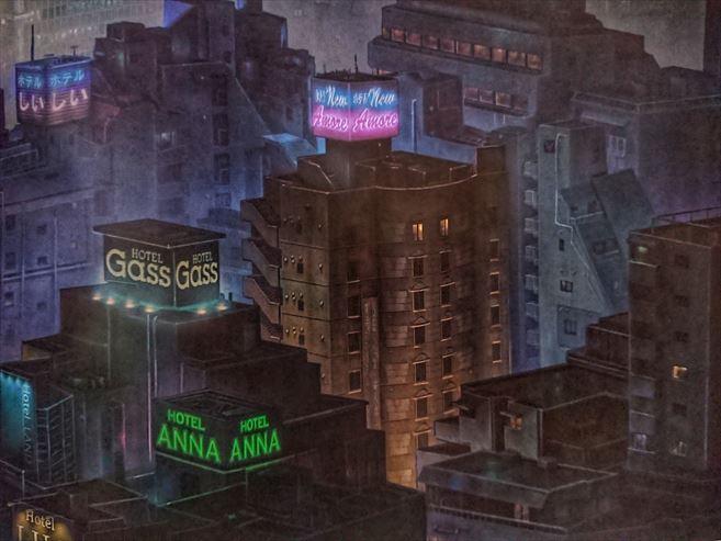 『天気の子』映画舞台_池袋ホテルアミー