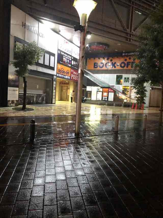 『天気の子』映画舞台_サンシャイン60通り