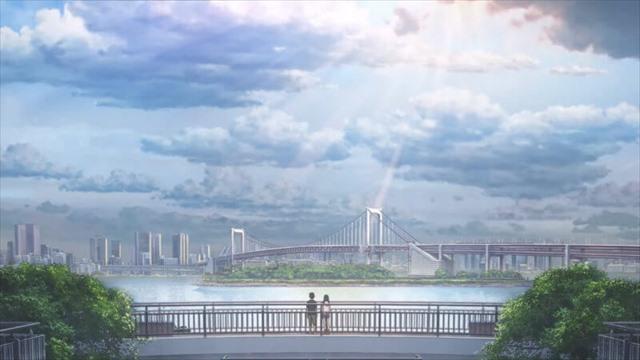 『天気の子』映画舞台_お台場