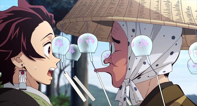 『鬼滅の刃』アニメ第5話「己の鋼」