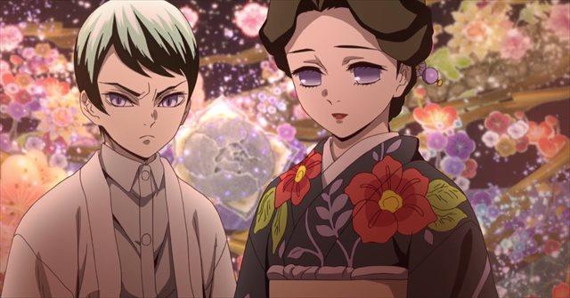 『鬼滅の刃』アニメ第8話「幻惑の血の香り」