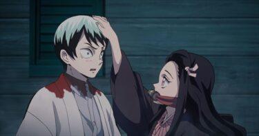 『鬼滅の刃』アニメ第10話「ずっと一緒にいる」のネタバレあらすじ!鬼舞辻無惨の残酷な仕打ち。
