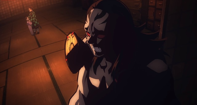 『鬼滅の刃』アニメ第11話「鼓の屋敷」