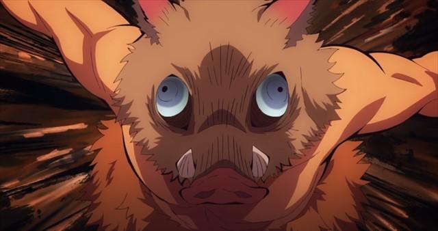 『鬼滅の刃』アニメ第12話「猪は牙を剥き 善逸は眠る」